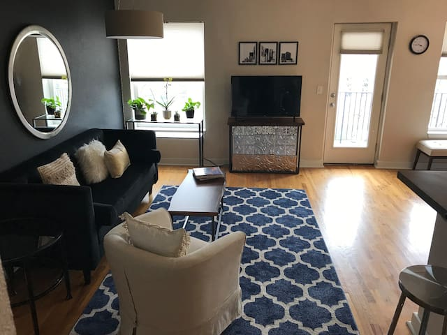 Chic Curtis Park Condo Near RINO and Downtown