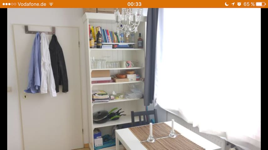 Nice cosy clean flat in the heart of Aachen - Aken - Appartement
