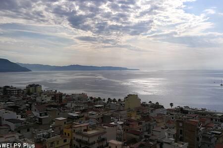 Casa Panoramica Indipendente con vista mare
