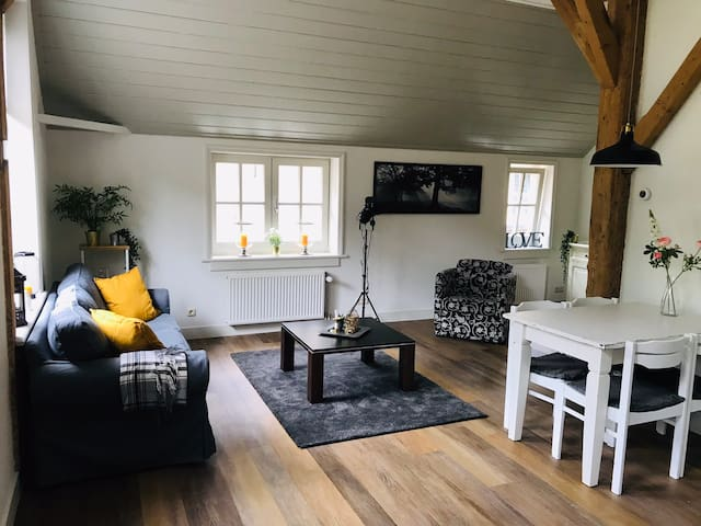 Sfeervol appartement in Zwolle Zuid