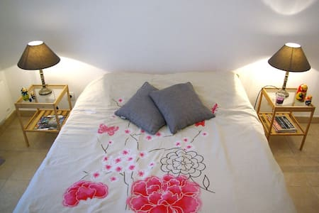 Private room & bathroom in Calvi - Calvi