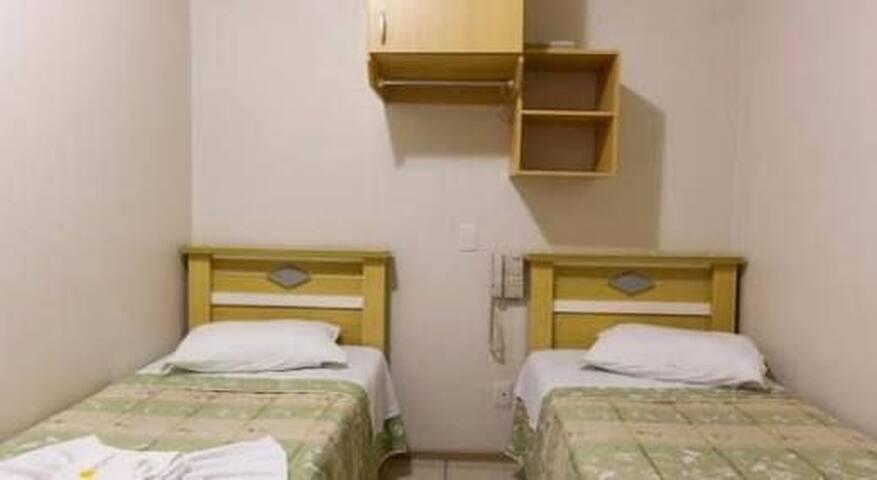 Serra dourada dormitórios