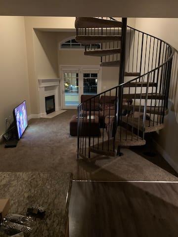 Luxury Orem Apartment Room