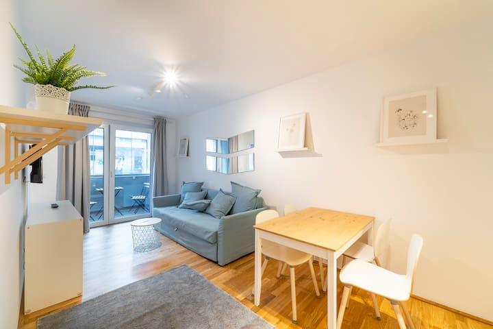 The Scandic Dream Apartment in prime Location