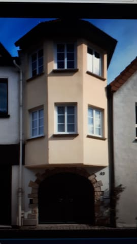 Turmhaus FeWo in der Altstadt von Rinteln