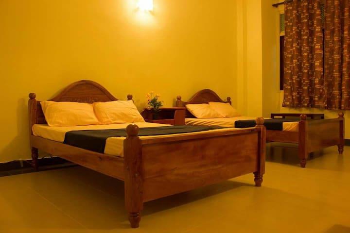 Katharagama Senora non ac rooms for yala safari - Kataragama - Wikt i opierunek