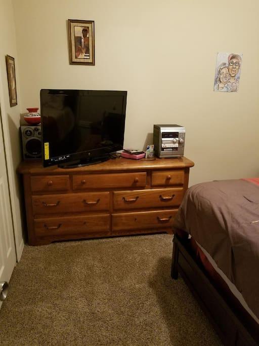 Dresser space