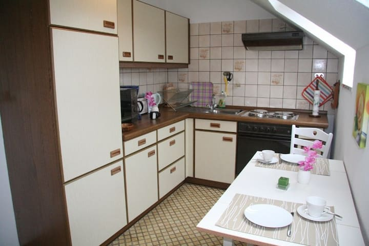 FerienWohnung Winterseeblick - Seedorf - Apartamento