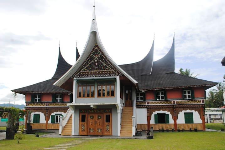 villa Bukittinggi Nagari Kapau-sumatera Barat - Agam Regency - 別墅