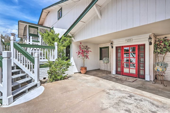 NEW! Payson Home on Ranch in Tonto National Forest