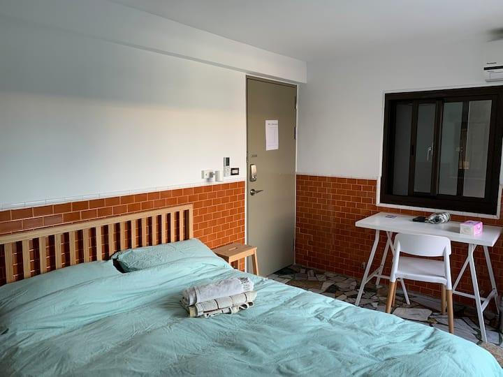 民宿莉莉的家 經典雙人房15m2