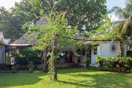 Aposentillo Beach Front Home - Casa Callejas - Ház