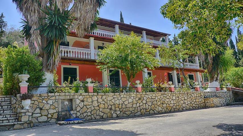 Villa Danai, Ag. Georgios Pagon, Corfu - Apts - Agios Georgios Pagon - Aparthotel