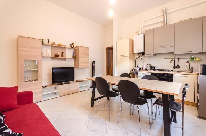 Emil's House, Spazioso appartamento con 3 camere