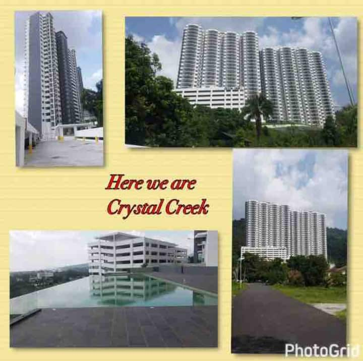 Taiping Crystal Creek Homestay