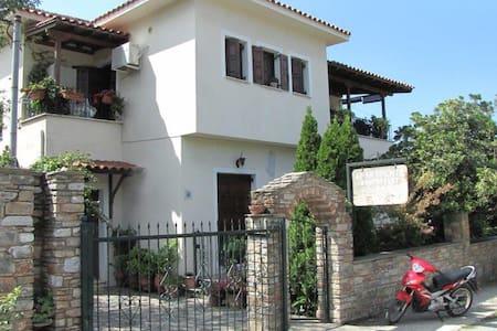 A house in Milina Pelion - Rumah