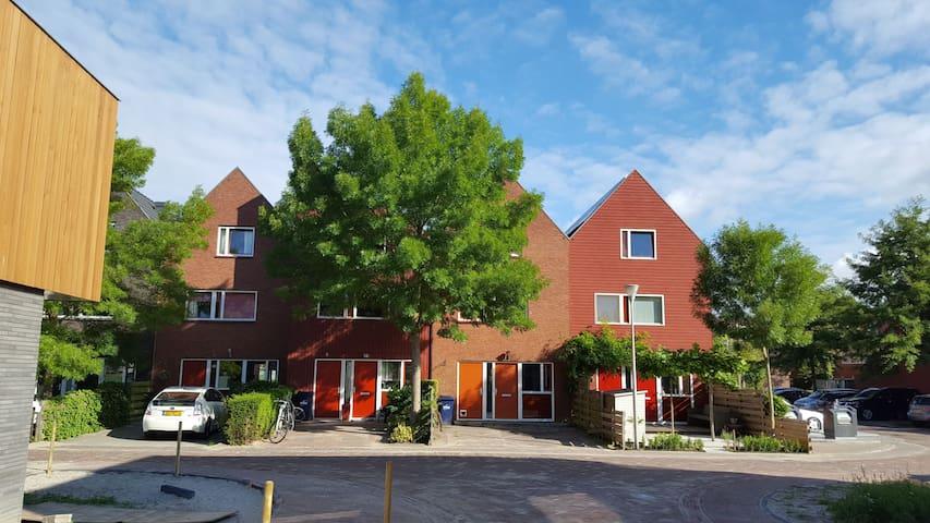 Suburban family home in The Hague near Rotterdam