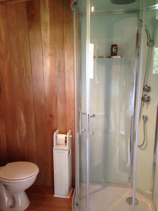 Salle d'eau-Douche WC