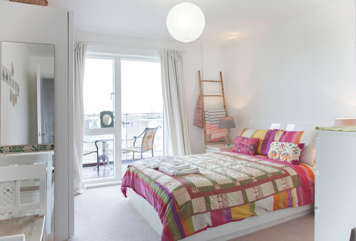 Perfect new flat - Central w/ views of London Eye - Londen - Appartement