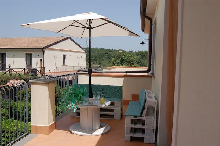 Etnabelvedere apartment