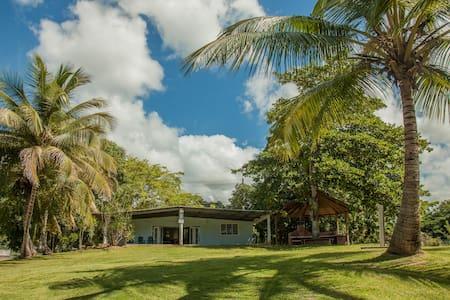 3 Bdrm Beach Front House on 2 Acres - Mayagüez