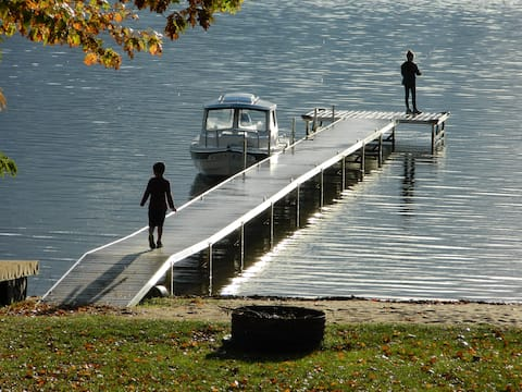 Long Lake Traverse City Great Cottage Lake & Beach