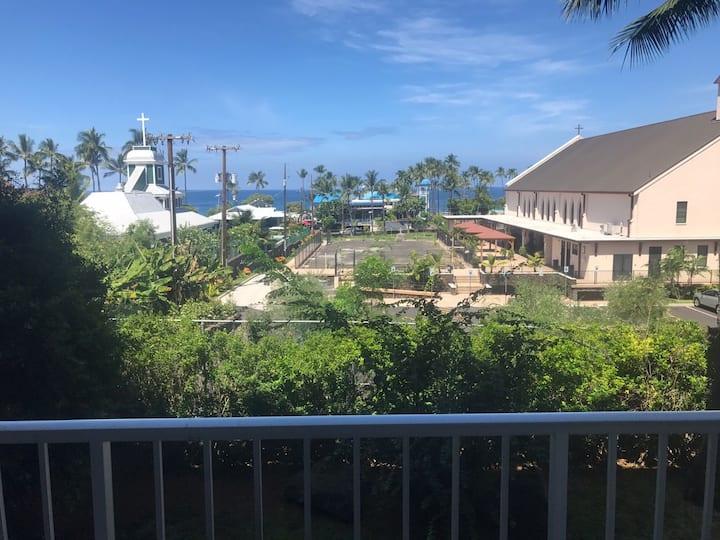Kailua Village Condo in the Heart of Kona