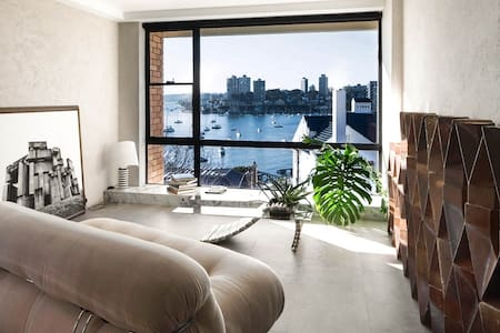 Luxury 1BR, central location with harbour views - Elizabeth Bay
