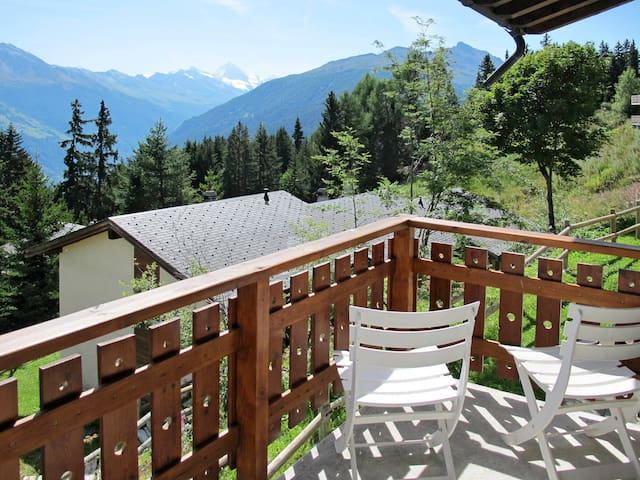House Chalet Muraz I for 8 persons