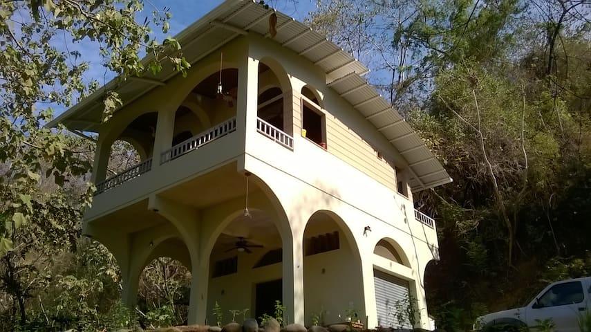 Casa Erik @ Finca Un Amor, Nosara - Nosara - Huis
