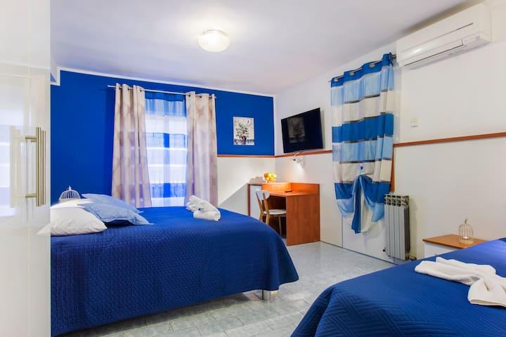 Vila Marija, soba sa terasom Lavanda