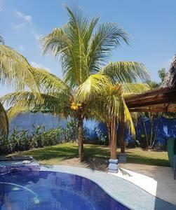 Casa de verano en autopista pto Quetzal km 89.5