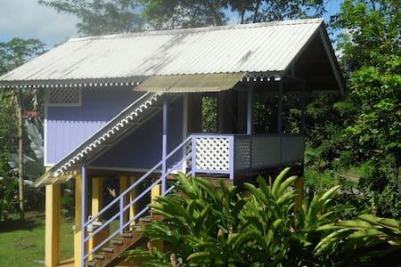 Caribbean Beach Cabin Solo Retreat - Puerto Viejo de Talamanca