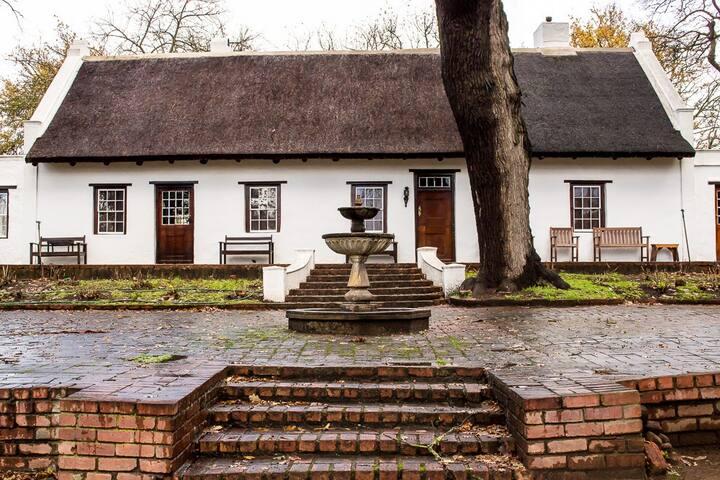Homestead at Boesmansrug Farm