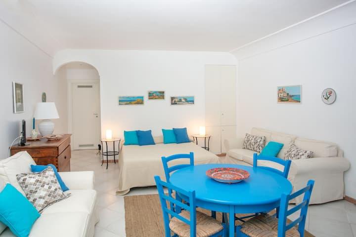 ILTERRAZZINO appartamento centro storico Anacapri