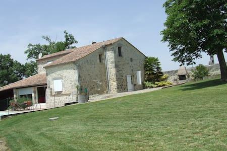 Gîte de Micouleau - Nérac - Huis