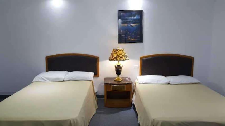 Tinian Lorilynns Hotel Room 9