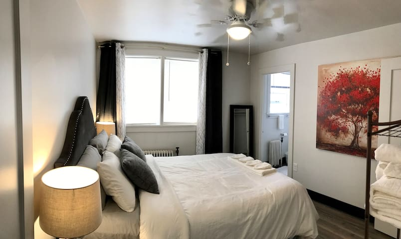 The Lofts #207 ~ Beautifully Remodeled Apts