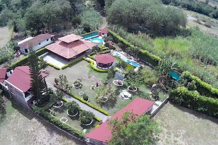 Chamizal Estadero - Supía - Cottage