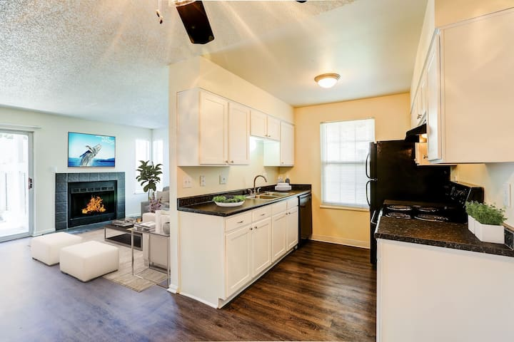 Stay as long as you want | 1BR in Denver