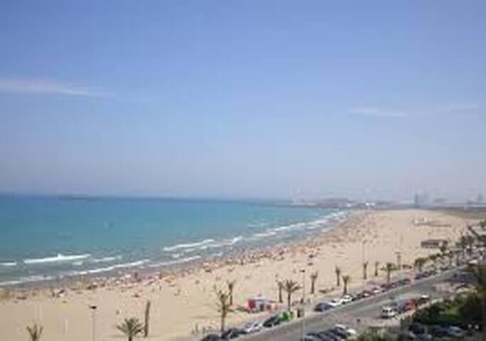Bonito apartamento en Puerto de Sagunto (Valencia) - Port de Sagunt - Condominio