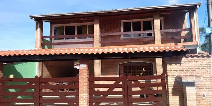 Casa de Praia para temporada Caraguatatuba