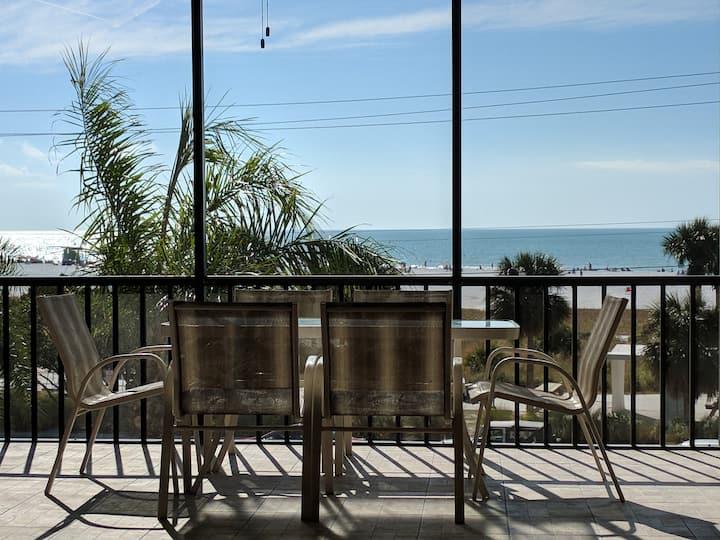Beachfront Condo - Siesta Key Beach: Fall Specials