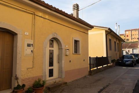 TINY HOUSE  SAVIGNANO IRPINO  Province of Avellino