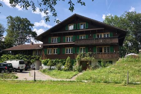 Wohnung in Flüeli-Ranft