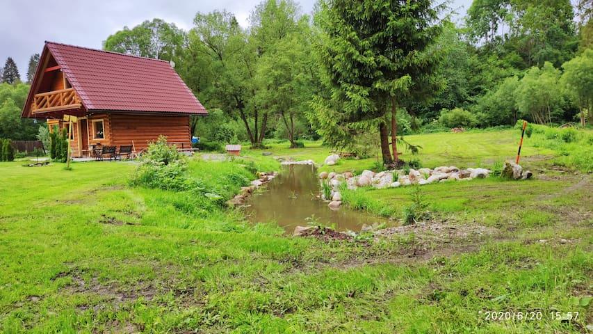 Romantic little cottage near West Tatras