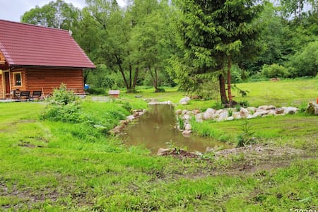 Romantic little cottage near West Tatras