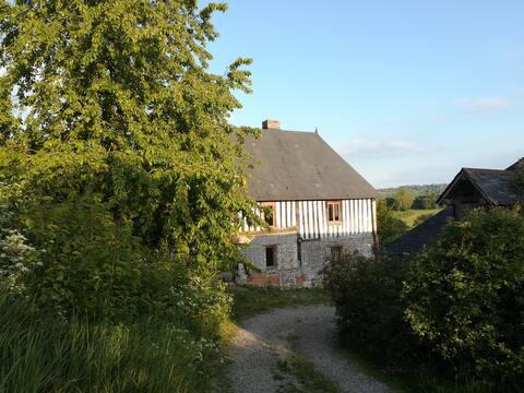 Maison Normande à la Ferme (85m2)