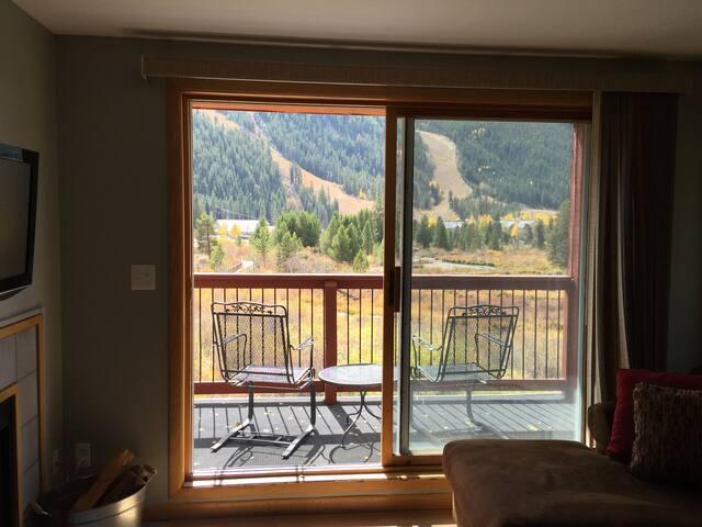 Gorgeous Slopeside Family Mountain Retreat
