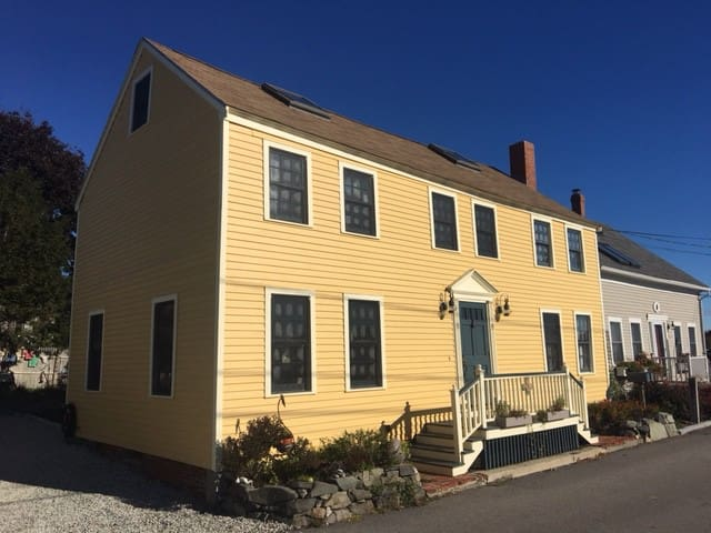 Half-house Condo in Historic South End, Portsmouth - Portsmouth - Appartement en résidence